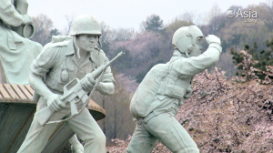 Irish Veterans Revisit Korean Battlefield
